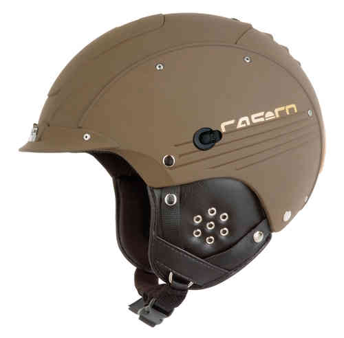 Skihelm Casco SP 5.2 braun matt