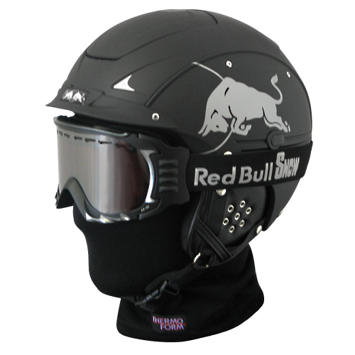 skihelm casco sp 5 2 redbull set 3 schwarz red bull helm. Black Bedroom Furniture Sets. Home Design Ideas