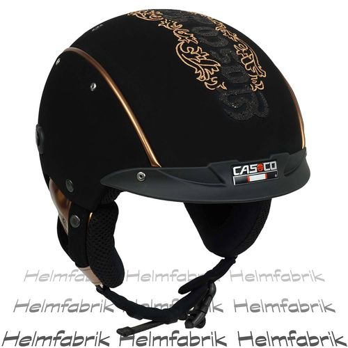 Skihelm Casco SP-3 Limited Edition Copper incl. Hardcase ohne Skibrille