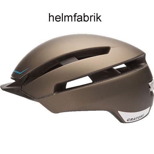 e bike helm fahrradhelm pedelec helm cratoni c loom brown. Black Bedroom Furniture Sets. Home Design Ideas