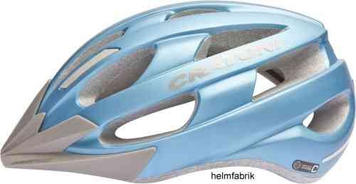 E-Bike-Helm Fahrradhelm Urban Helm Cratoni Velon ice-blue matt