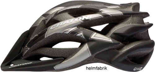 MTB Helm Fahrradhelm Cratoni Rocket black-anthracite rubber