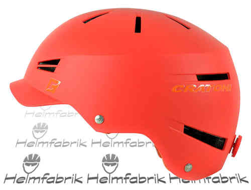 E-Bike Fahrradhelm Cratoni Lexo, red matt, Gr. M/L (58-61 cm)