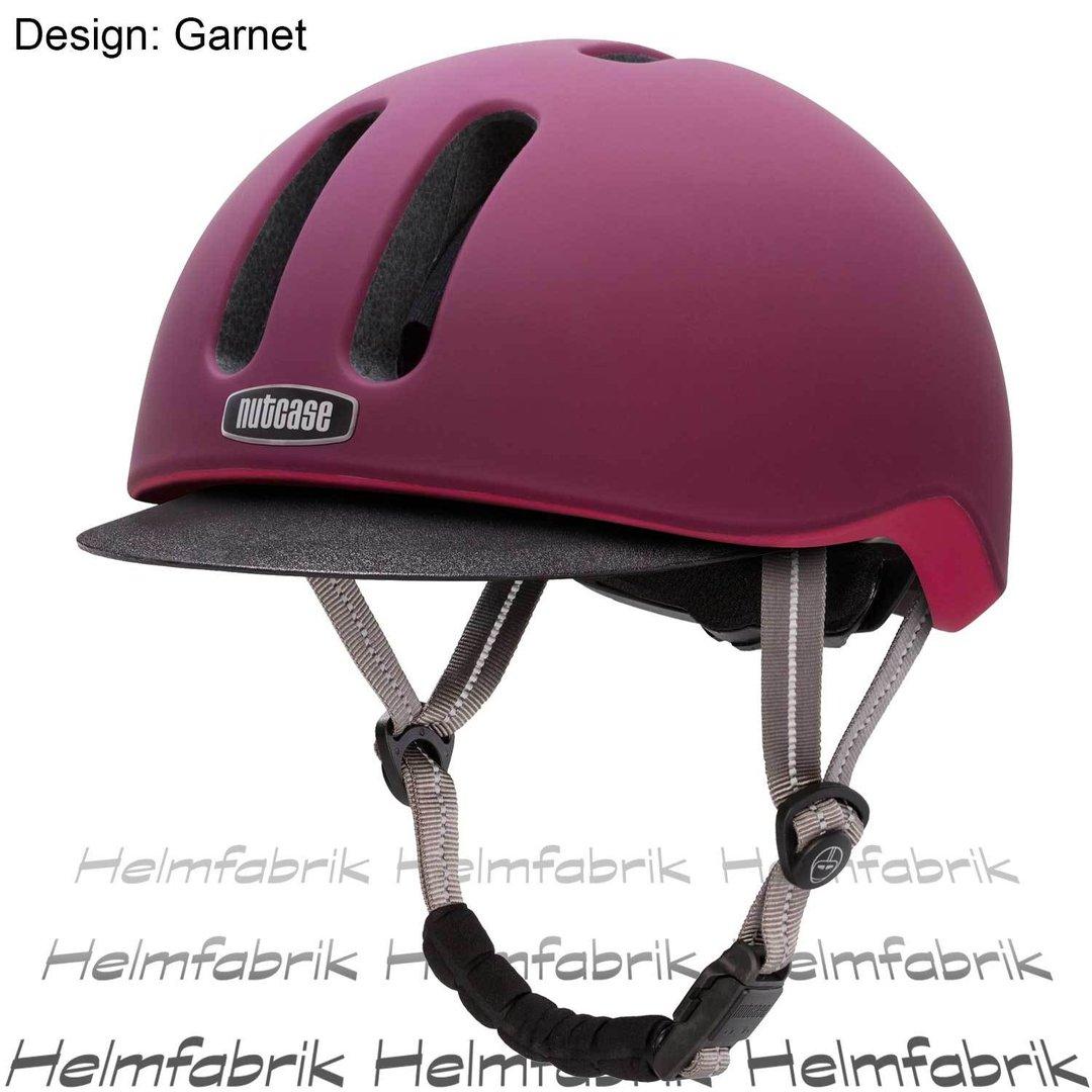 city fahrradhelm nutcase metroride in vielen designs entdecken. Black Bedroom Furniture Sets. Home Design Ideas