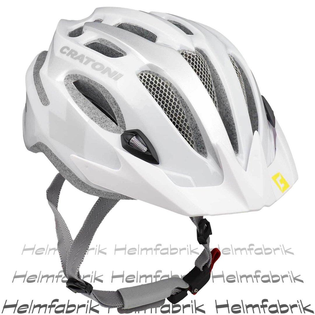cratoni pacer helmet black matt kopfumfang s m 54 58cm. Black Bedroom Furniture Sets. Home Design Ideas