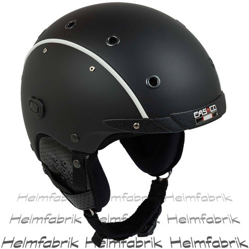 Skihelm Casco SP-3 Airwolf, schwarz matt, Gr. M
