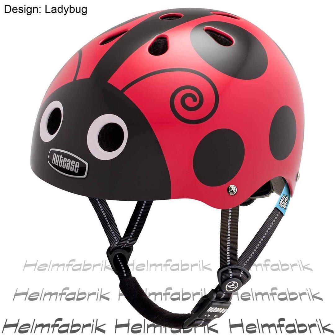nutcase h ndler fahrradhelm f r kinder nutcase little nutty gen3. Black Bedroom Furniture Sets. Home Design Ideas