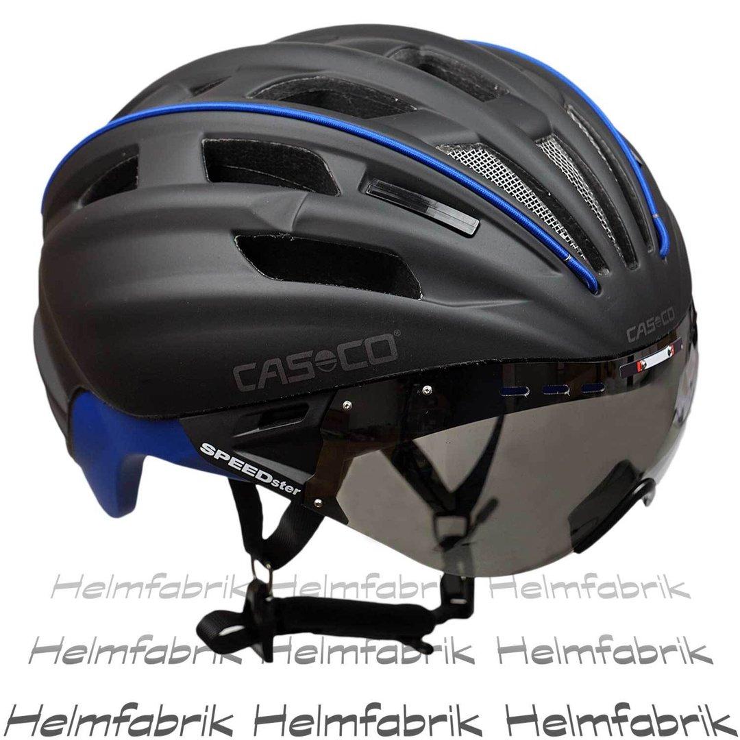 rennradhelm casco speedster mit visier hier g nstig