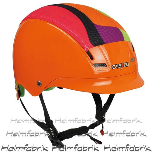 Fahrradhelm Casco Urban- TC - Style-Cover Colour Blocking, Gr. 	M (56-59 cm)
