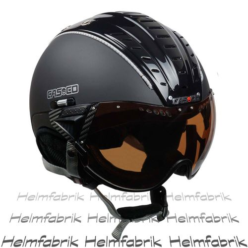 Skihelm Casco SP-2 Snowball mit Visier