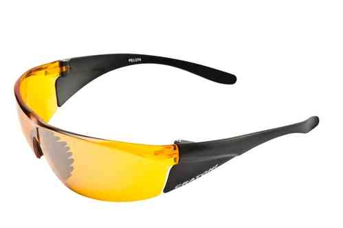 TEMPER yellow matt Cratoni Radbrille