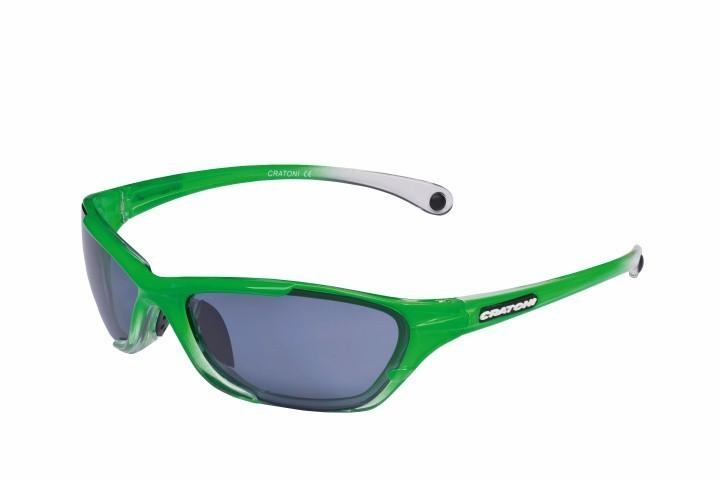PIPER green Cratoni Kinder - Sportbrille Sonnenbrille Bk4sJmxi
