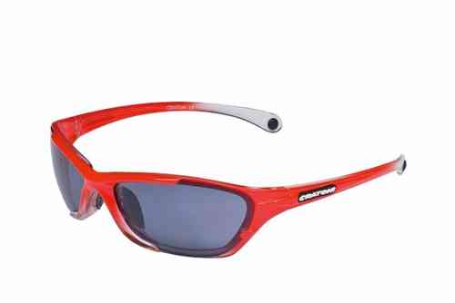 PIPER red Cratoni Kinder-Sportbrille