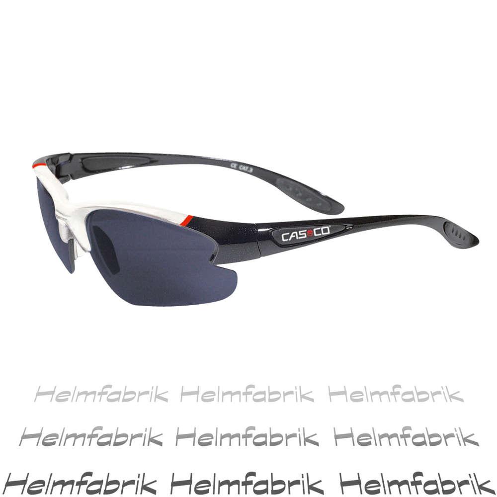 CASCO Sportbrille SX-20 Polarized (schwarz matt) 53ghnbPdp5