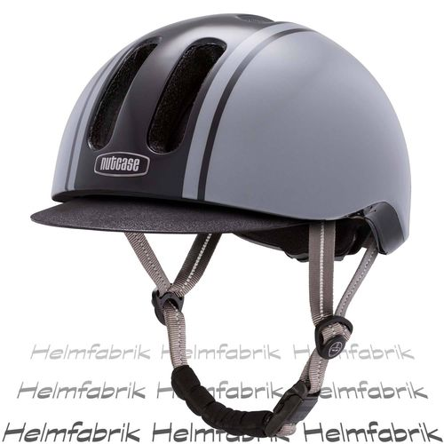 City Fahrradhelm Nutcase  Metroride, The Original, Gr. 55-59 cm