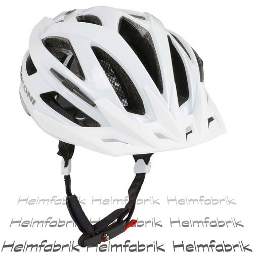 Mountainbike Helm Cratoni Agravic, white glossy, Gr. S/M (54-58 cm)