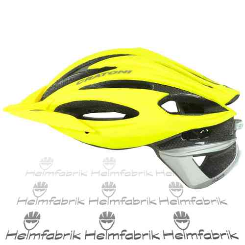 Mountainbike Helm Cratoni C-Limit, yellow-anthracite, Gr. M/L (56-59 cm)