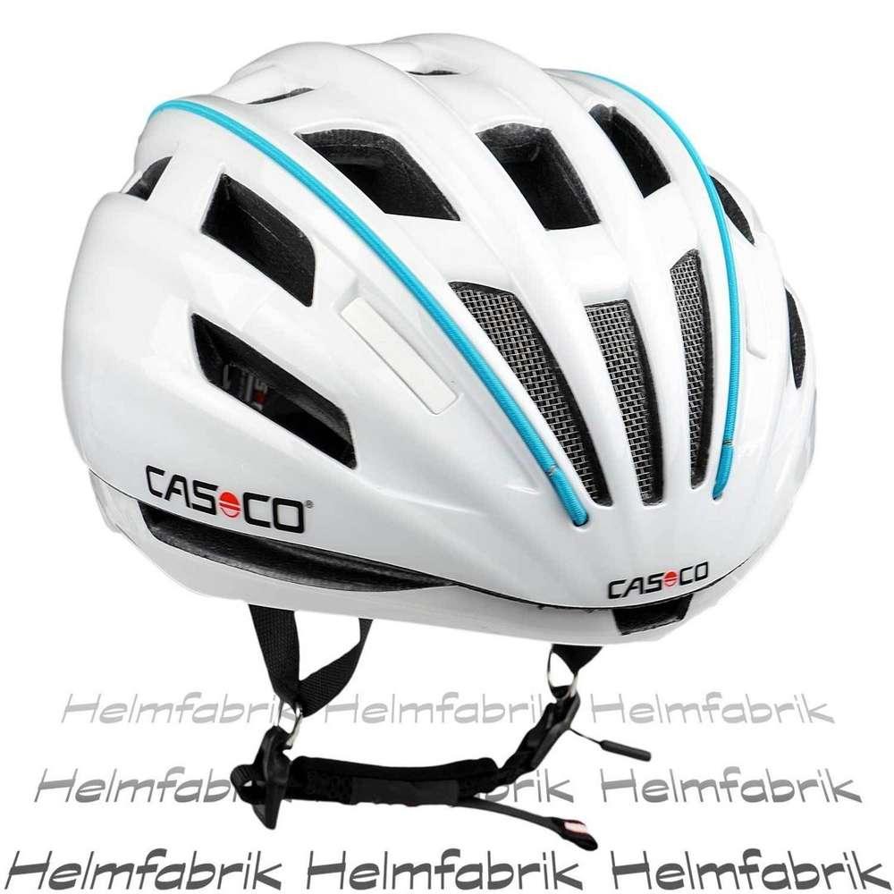 Farbe: weiß schwarz Casco SPEEDster 59-63 cm Größe: L
