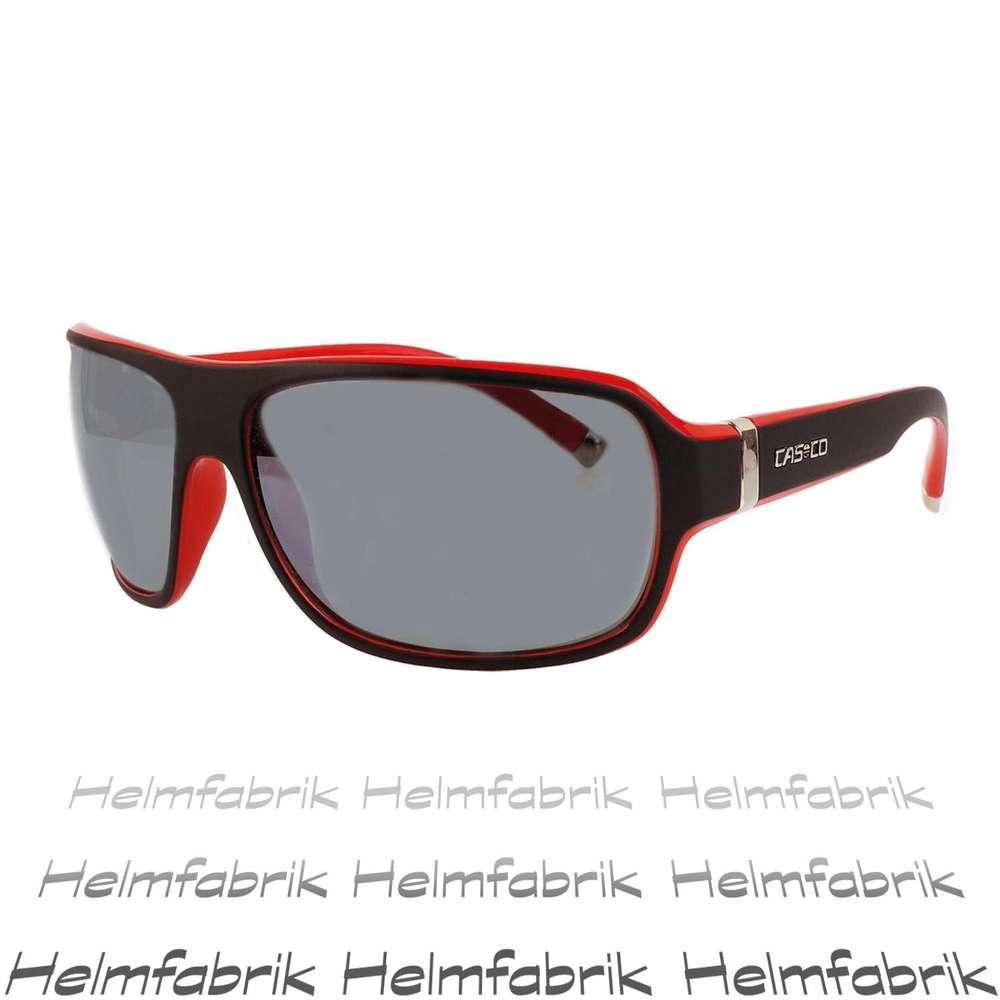 Casco Sportbrille und Sonnenbrille SX-61 Bicolor, weiß-silber
