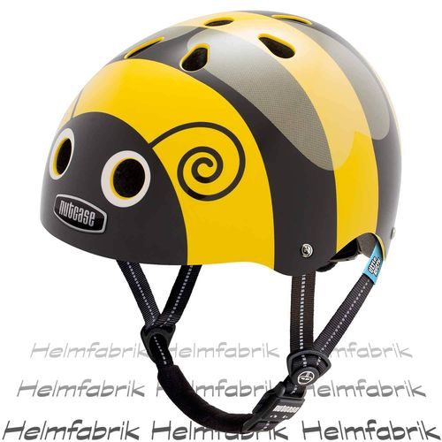 Nutcase Little Nutty Gen3  Bumblebee, Gr. XS (48cm-52cm)