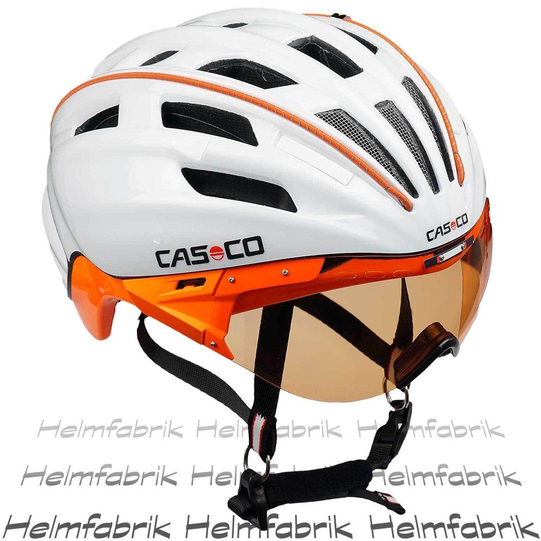 rennradhelm casco speedster mit visier g nstig kaufen. Black Bedroom Furniture Sets. Home Design Ideas