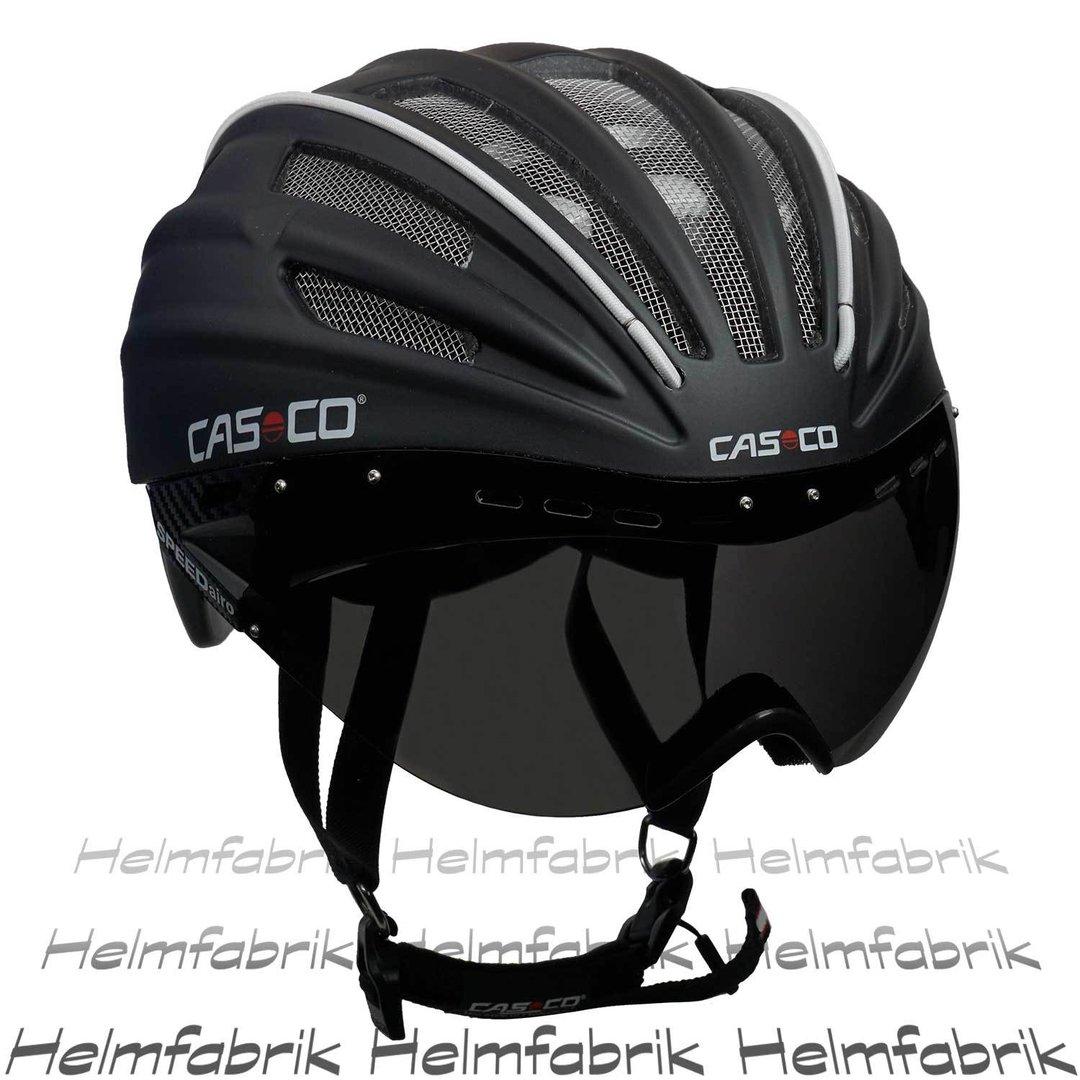 rennradhelm casco speedairo mit visier g nstig kaufen. Black Bedroom Furniture Sets. Home Design Ideas