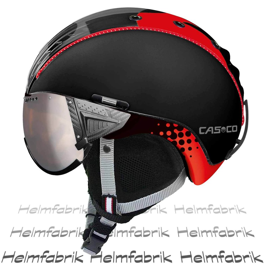 skihelm casco sp 2 snowball mit visier helmfabrik. Black Bedroom Furniture Sets. Home Design Ideas