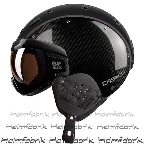 Skihelm Casco SP-6 SIX Limited