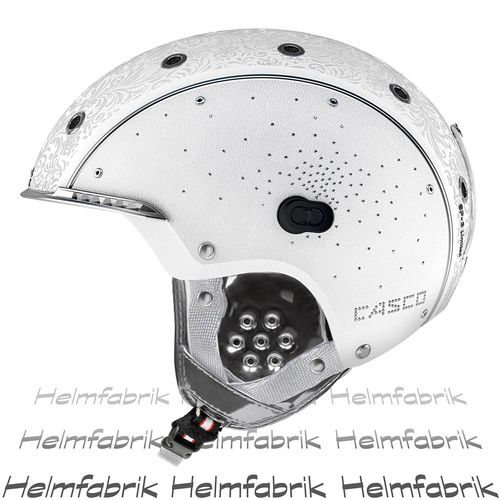 Skihelm Casco SP-3 Limited Edition Crystal