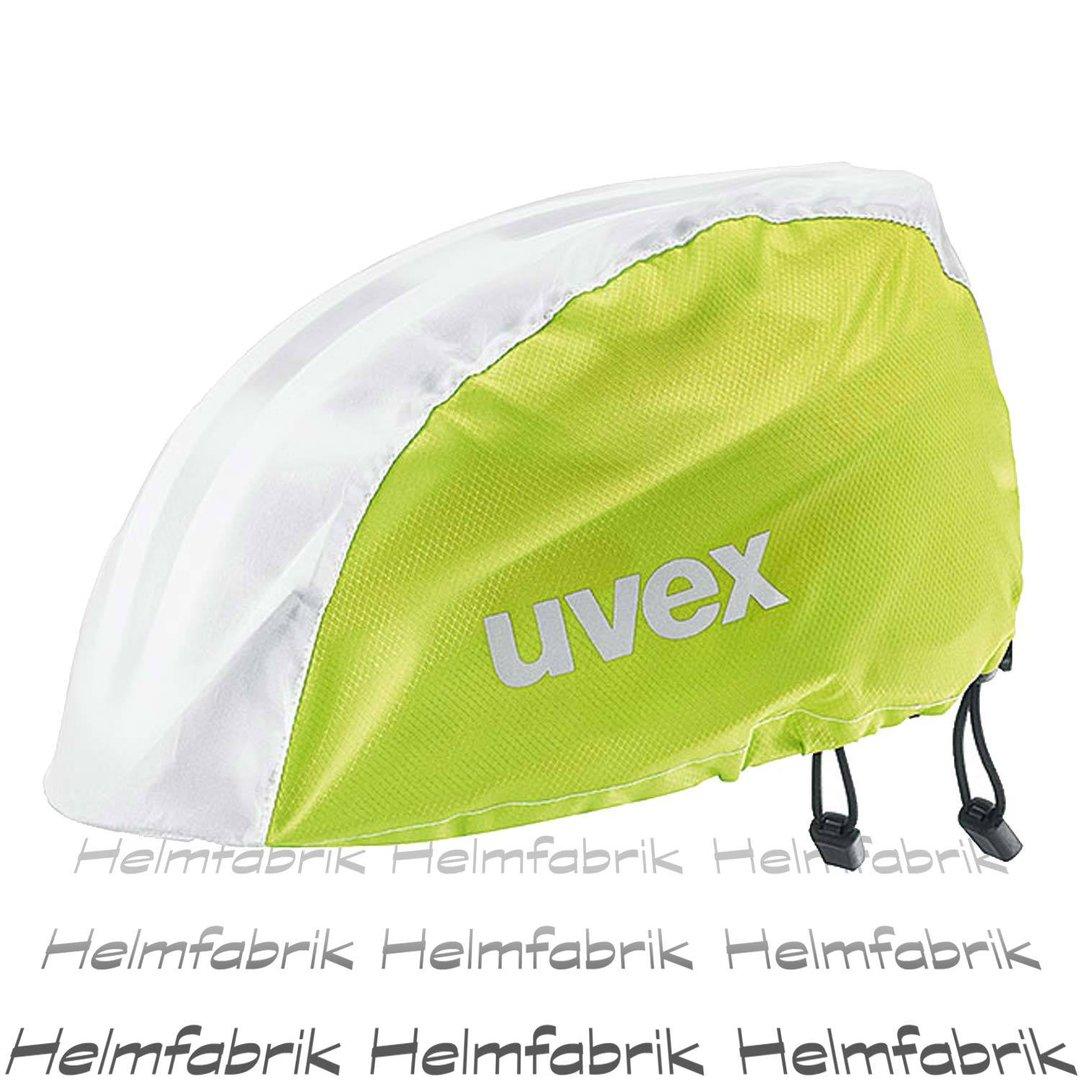 uvex rain cap regenschutz f r fahrradhelme helm berzug. Black Bedroom Furniture Sets. Home Design Ideas