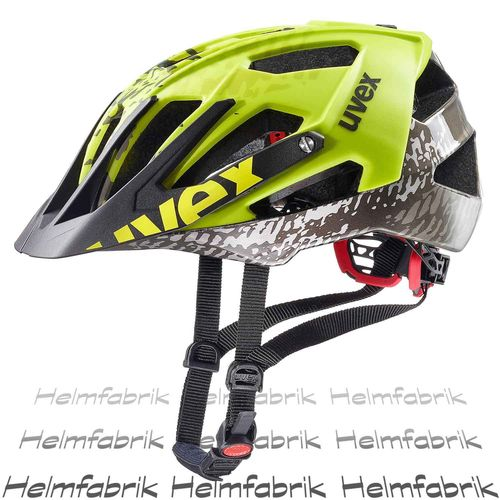 MTB All Mountain Fahrradhelm Uvex quatro