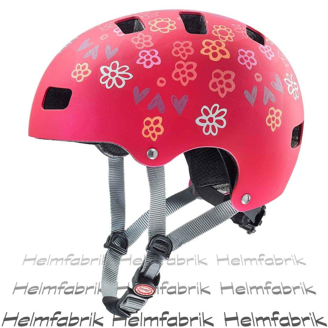 fahrradhelm f r kinder uvex kid 3 cc g nstig online kaufen. Black Bedroom Furniture Sets. Home Design Ideas