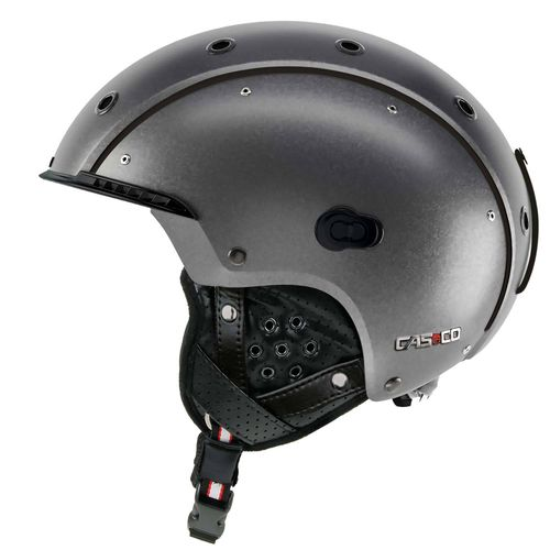 Skihelm Casco SP-3 Limited Edition, dark grey, Gr. M (56-58 cm)