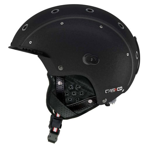 Skihelm Casco SP-3 Limited Edition, rich black, Gr. L (58-62 cm)