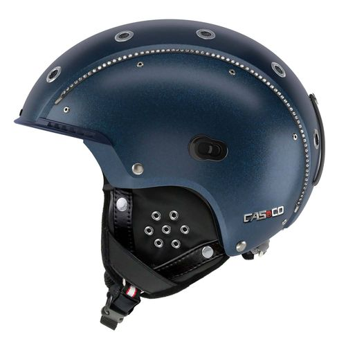 Skihelm Casco SP-3 Limited Edition Crystal, marine, M (56-58 cm)