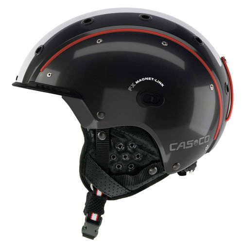 Skihelm Casco SP-3 Competition, schwarz, Gr. L (58-62 cm)
