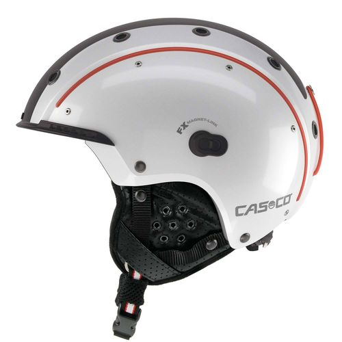 Skihelm Casco SP-3 Competition, weiß, Gr. M (56-58 cm)